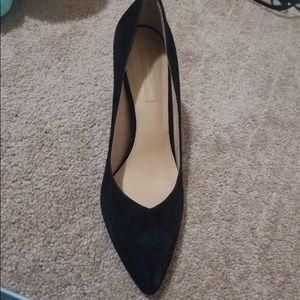 Antonio Melanie Black Heels